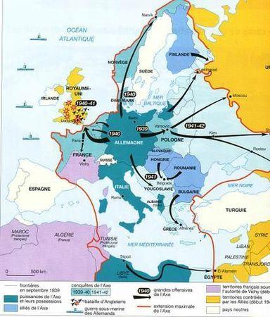 Europe-1939-1942