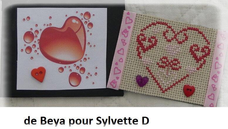 de Beya pour Sylvette