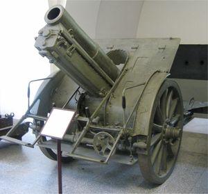 Skoda15cmfieldhowitzerM1914Vienna