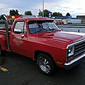 Dodge ram stepside (li'l red express clone) 1981-1985