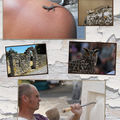 2ème page: élèment la pierre