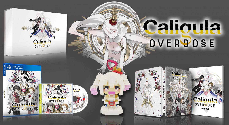 Caligula PS4 Asie