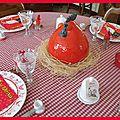 Table Poulette