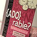 {ADO}rable demoiselle