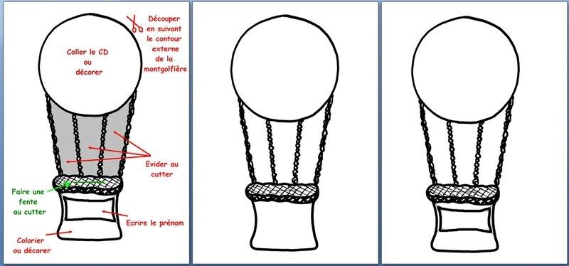 169_Outils pour la classe_Les montgolfières (matrice 1)