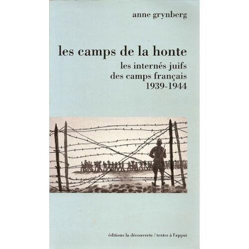 Grynberg-Camps-De-La-Honte-Livre-814575621_L