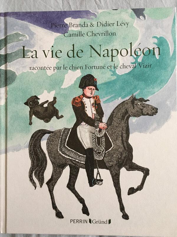 La vie de Napoléon 1