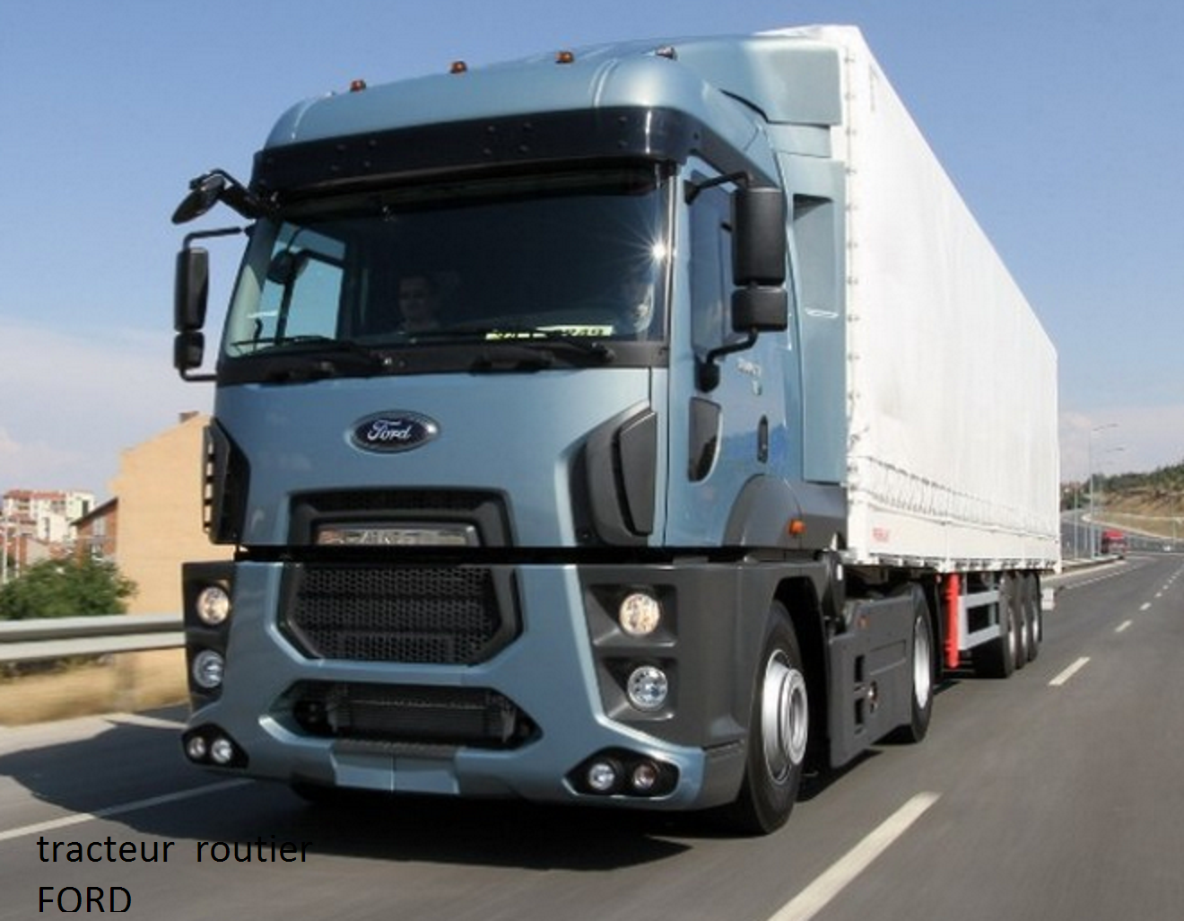 Amicalement camion van truck passion - Camion benne americain ...