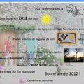 Joyeuses fêtes de fin d'année 2011 et bonne année 2012