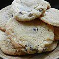 Cookies au baileys
