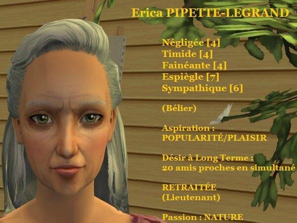 Erica PIPETTE-LEGRAND