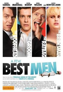 affiche_My_Best_Men_A_Few_Best_Men_2011_8