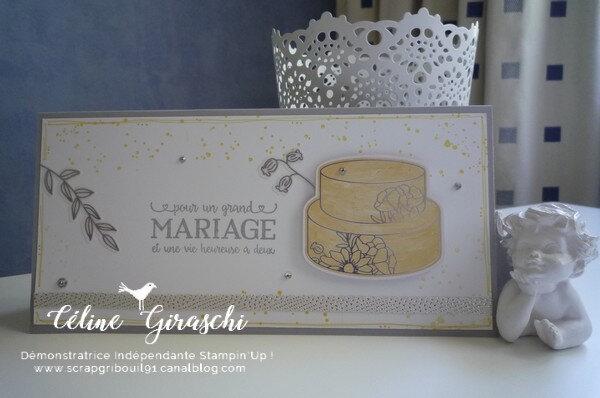 Carte Mariage Douce Soirée -4