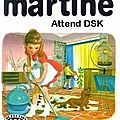martine attend dsk