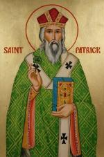 Magnet Saint Patrick 2