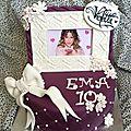 Cake design violetta!!