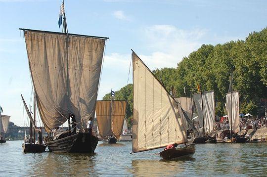 Fête Bateaux de Loire