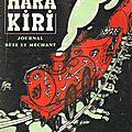 Hara kiri 28, le voilà !
