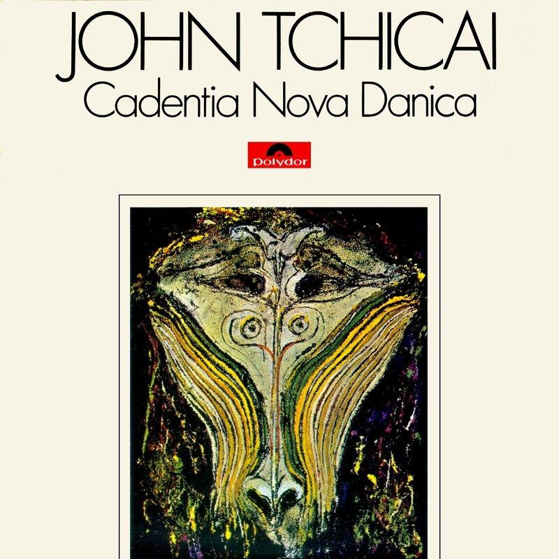 John Tchicai - 1968 - Cadentia Nova Danica (Polydor)