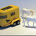 Matchbox pony trailer mb43 ...
