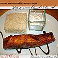 Saumon caramélisé sauce soja, riz & sauce blanche