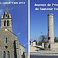 9 juin 2012, journée de printemps du souvenir vendéen