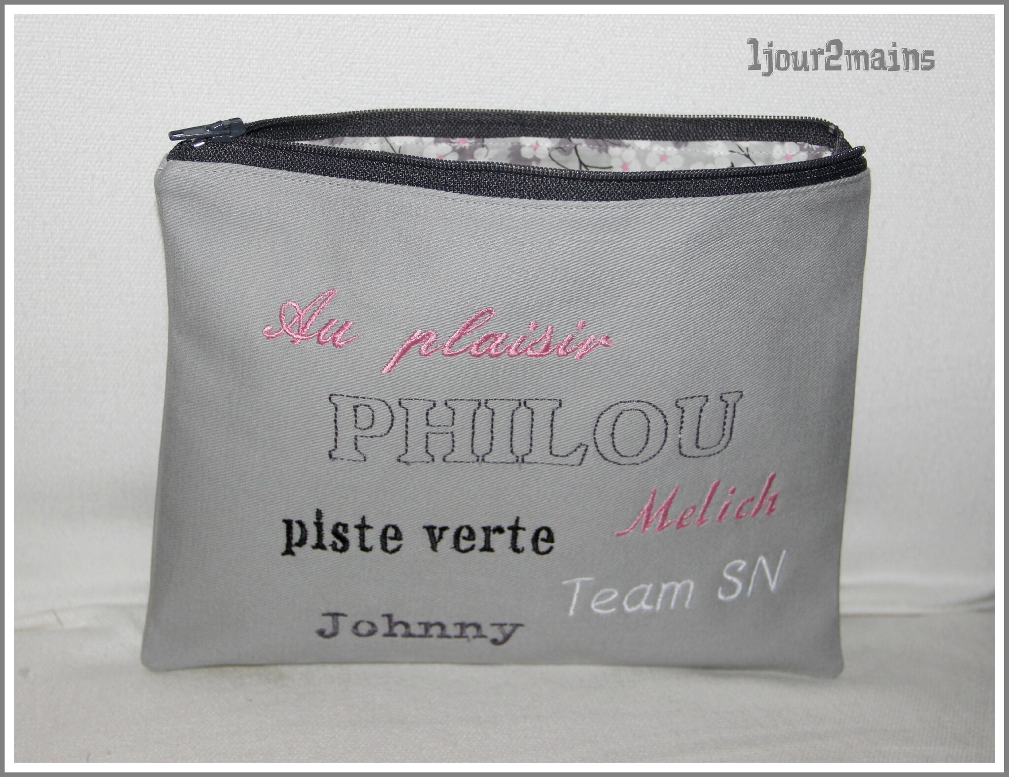 trousse philou face