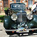 Bentley 4 litres 1/4 (1936-1939)
