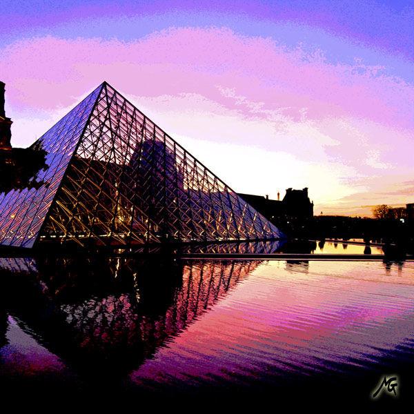01B. La Pyramide