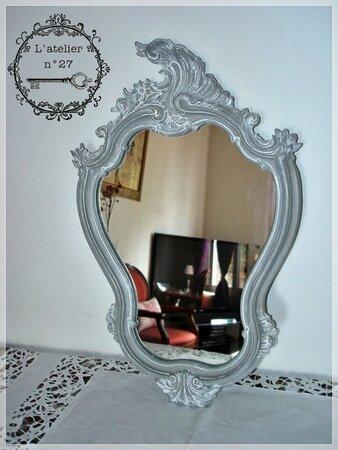 miroir après