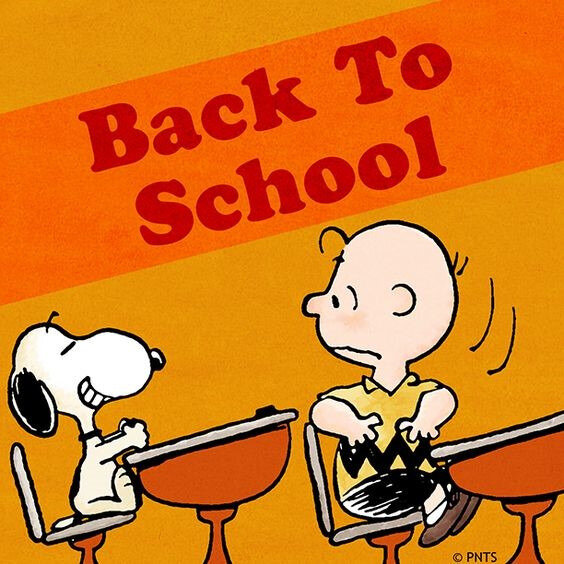 snoopybacktoschool