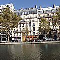 Pierre ORCEL - Canal Saint-Martin (3)
