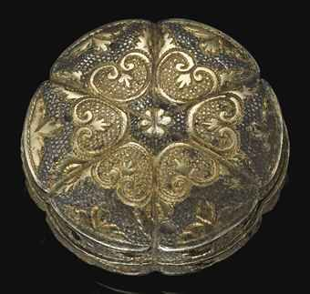 a_very_small_parcel_gilt_silver_circular_lobed_box_and_cover_tang_dyna_d5430701h