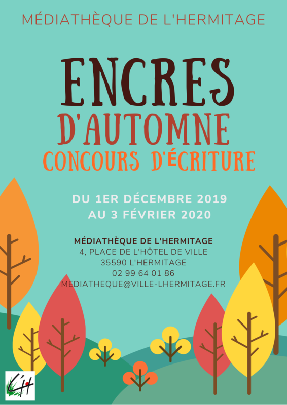 2019_Encres d'automne_Affiche