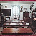 Champlitte - école 1870