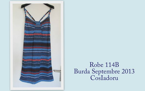 Robe 114B3