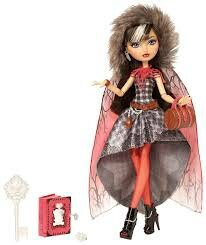 Collection Legacy Day Doll Cerise
