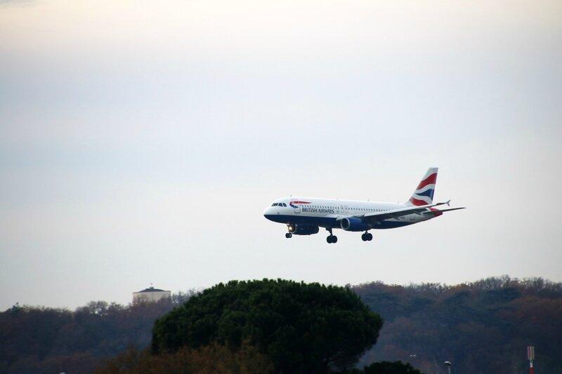 Airbus A320 de British Airways