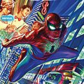 Panini marvel all new spiderman