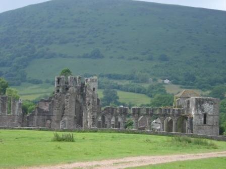 le prieuré de llanthony