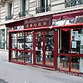 Les pâtes vivantes paris restaurant
