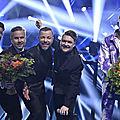 Découvrez le résultat de la première demi-finale de la présélection suédoise