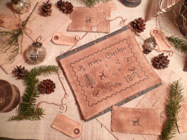 A Prairie Christmas in Pepin POUCH US$ 10.00