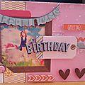 Joyeux ... anniversaire steffy ♥ [carte # 6]