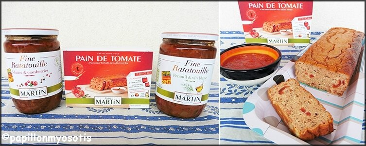 Jean Martin_ratatouille et pain de tomate