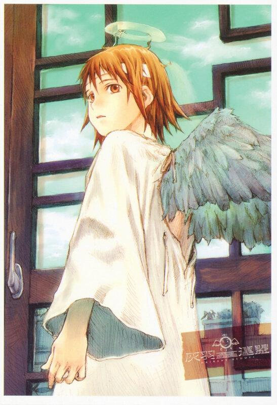Canalblog Anime Haibane Renmei DVD Box010