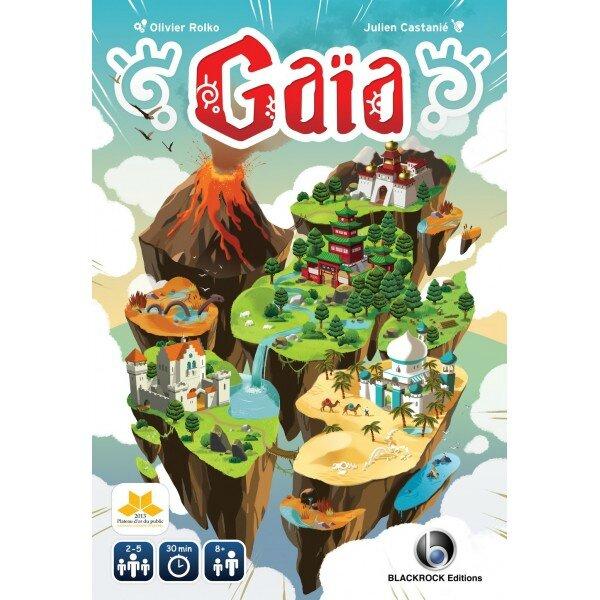 Boutique jeux de société - Pontivy - morbihan - ludis factory - Gaïa