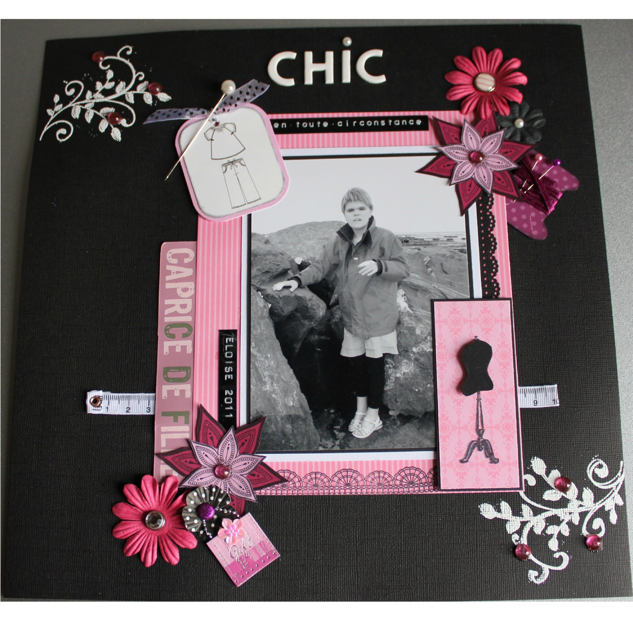 7 chic page