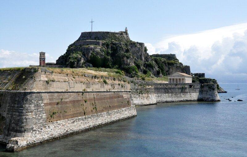 Corfou - La citadelle