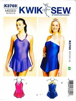 kwik-sew-3769-leotard-attached-skirt-ballet-skate-dance-xs-xl-uncut-pattern-e5fc7cca17956f2b582ebb41e61448a2